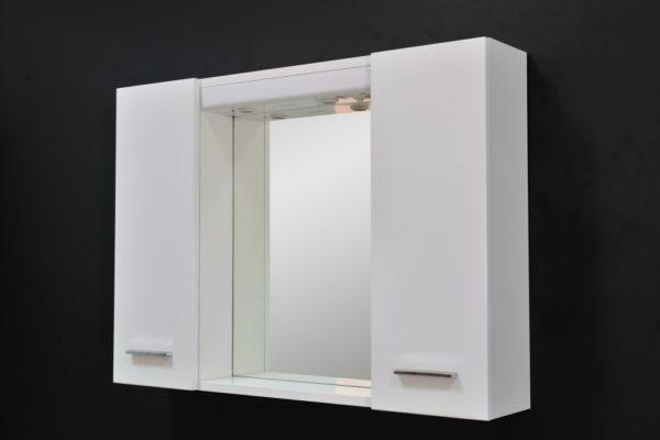 Kupaonski ormarić s ogledalom Tulia 80