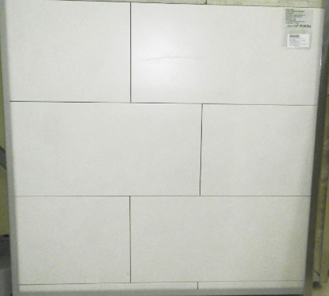 30.8 X 61.5 Cementina Bianco 90249 - Podne pločice gres porculan 53,00kn/m²