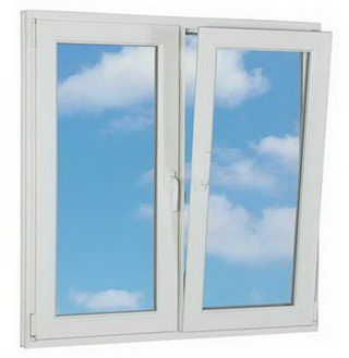Pvc prozori dvokrilni