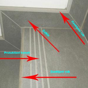 61×121 Podne pločice Basaltina Piombo 9638 – 108,00kn/m² 2