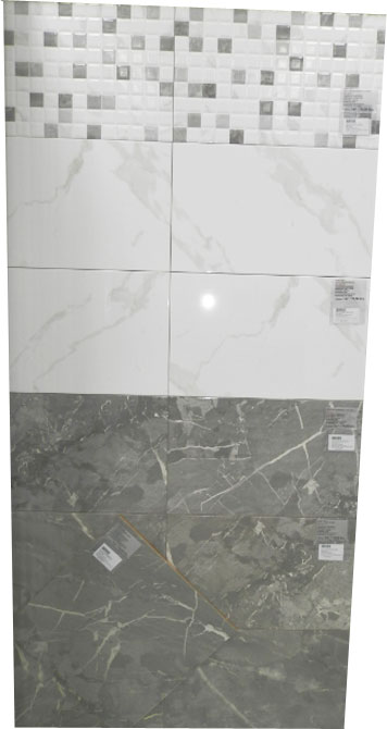 33.3 x 55 Nairobi Blanco 9655 / Mombasa Gris 9575 – Keramičke pločice kupaonske