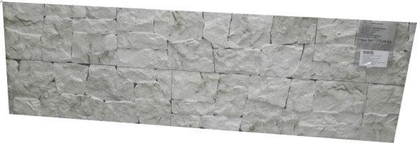 17 x 52 Donosti Blanco 9657 – Zidne pločice imitacija kamena