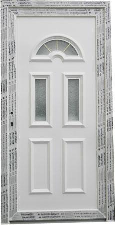 Pvc vrata ulazna Standard panel
