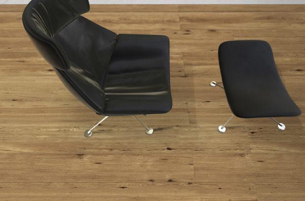 30×121 Rett Padouk Nut 90590-  Pločice podne gres porculan