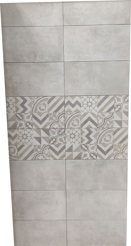 26.1 x 52.2 Magonza Cenere 97809 / 26.1 x 52.2 Magonza Almond 97817 – Keramičke pločice zidne